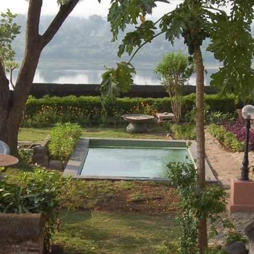 Ahilya Fort, Madhya Pradesh