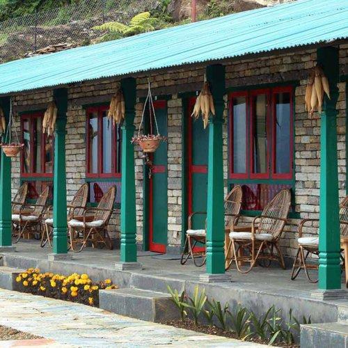 Ker & Downey La Bee Lodge, Landruk