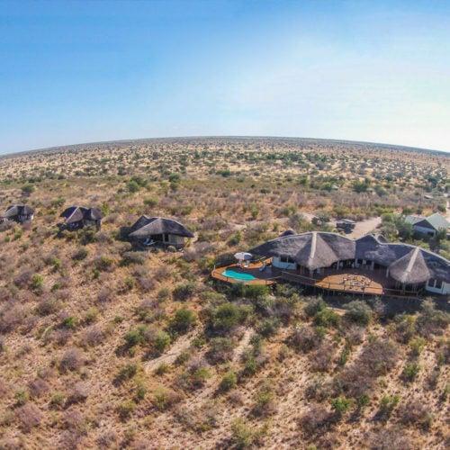 Tau Pan, Central Kalahari