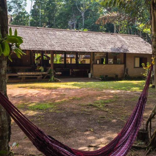 Atta Rainforest Lodge, Iwokrama