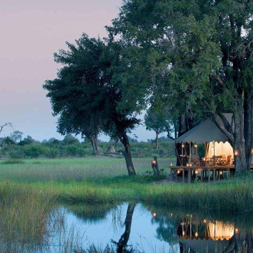Duba Explorers Camp, Okavango Delta