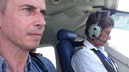 Flight to Kaiteur