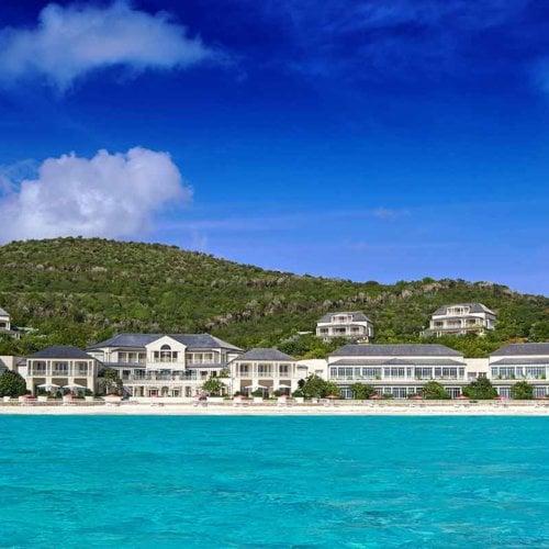 Pink Sands Club, Canouan Island