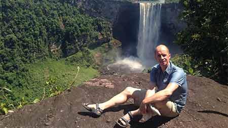 Kaieteur Falls - Johnsons View