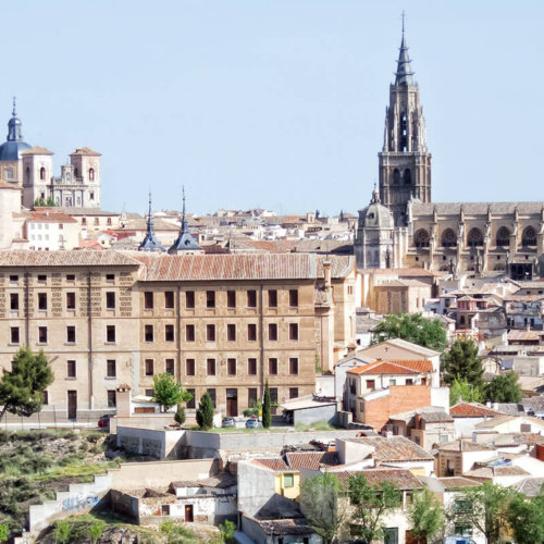 Madrid and Toledo Revisited