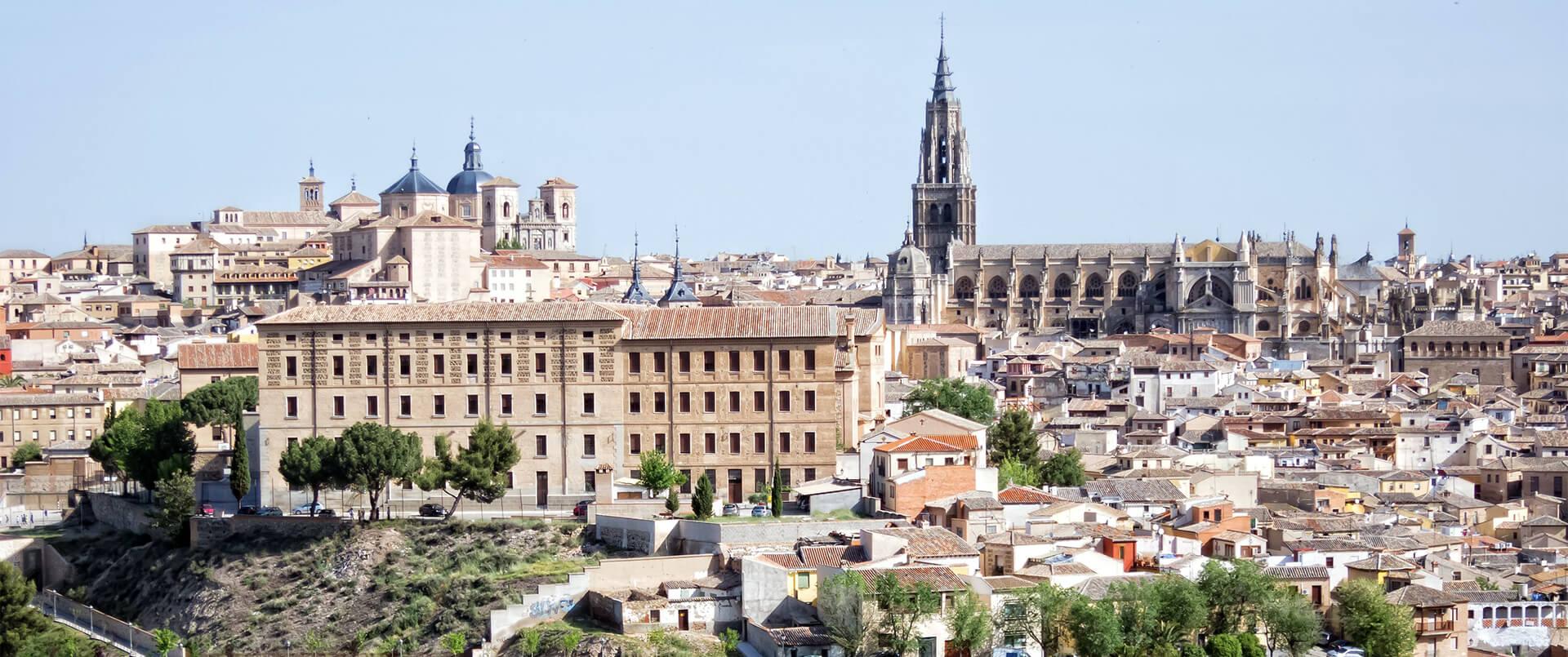 Madrid & Toledo Revisited