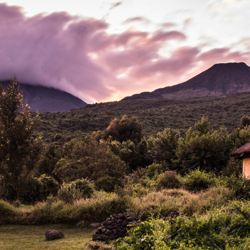 Mount Gahinga Lodge, Virunga Volcanoes