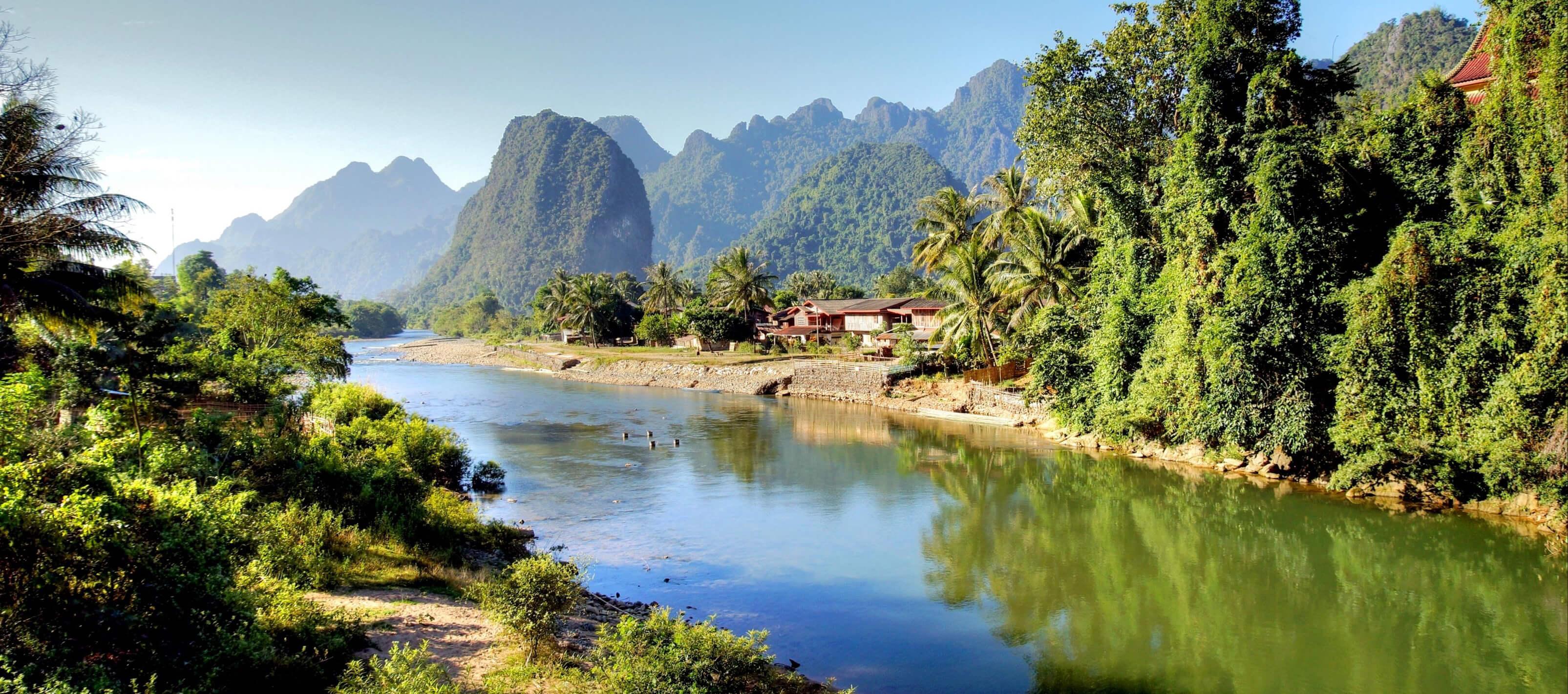 The Laos Mekong