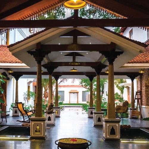Svatma Hotel, Thanjavur