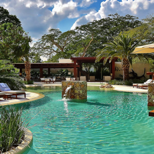 Chable Resort and Spa, Yucatan