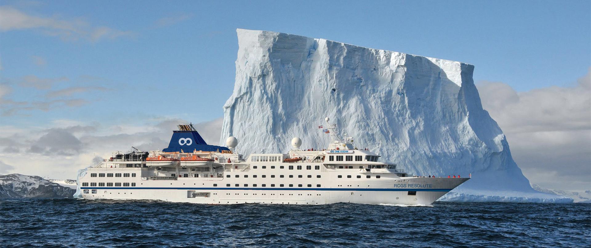 An Ultimate Invitation: Antarctica