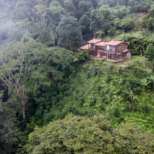 Casa Oropéndola, Sierra Nevada de Santa Marta