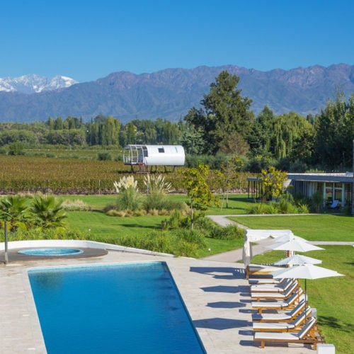 Entre Cielos, Lujan de Cuyo, Wine region