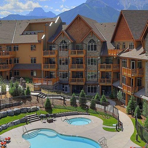 Stoneridge Mountain Resort, Canmore