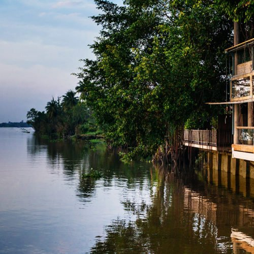 An Lam Retreat, Saigon River