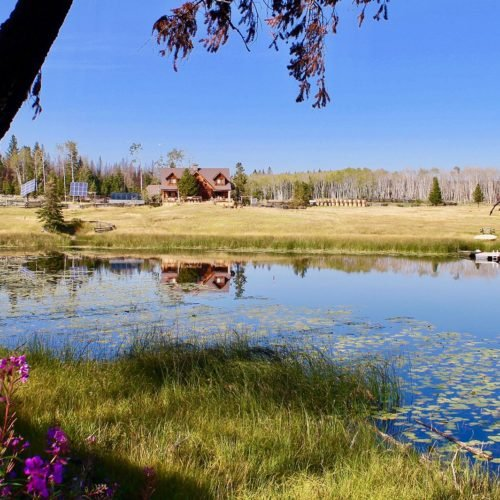 Siwash Lake Wilderness Resort, Cariboo