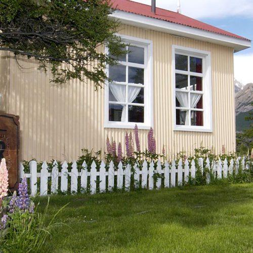 Hosteria El Pilar, El Chaltén, Patagonia