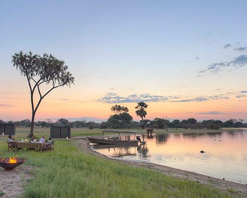 Roho ya Selous, Selous Game Reserve
