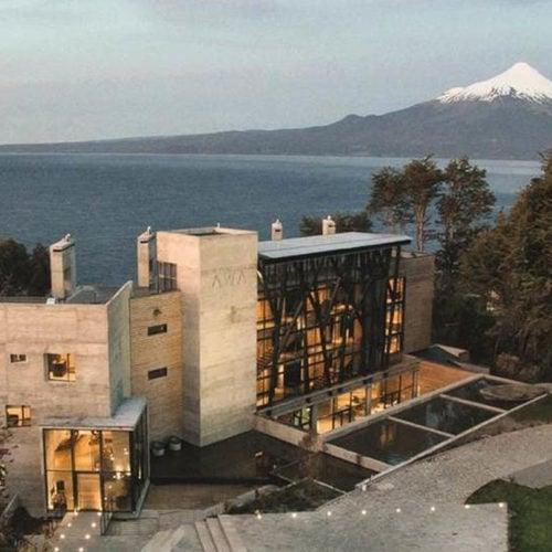 Hotel AWA, Chilean Lake District