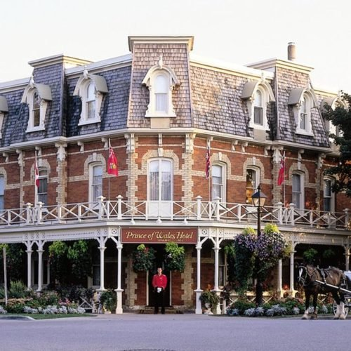 Prince of Wales, Niagara-on-the-Lake