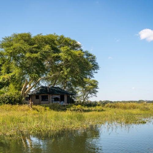 Kuthengo Camp, Liwonde National Park