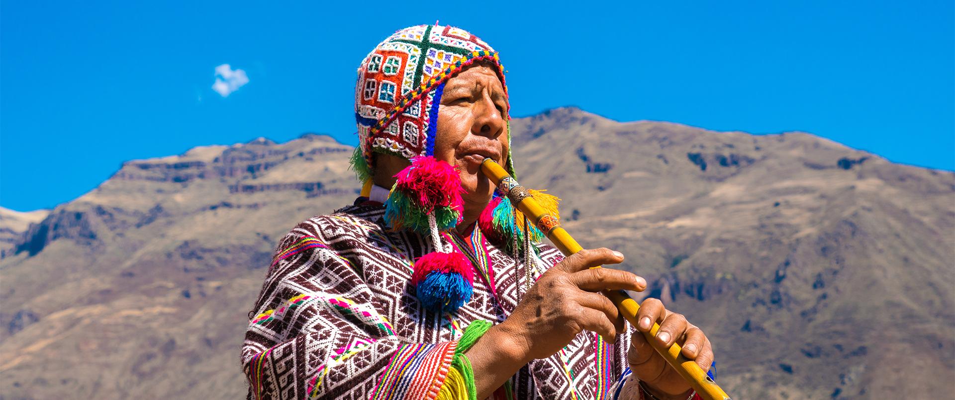 Mountain Lodges of Peru – Lares Adventure