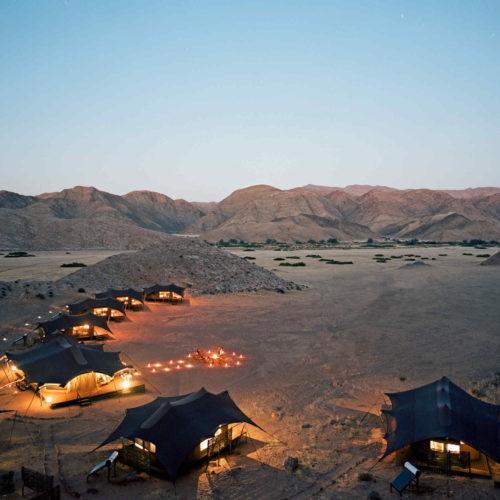 Hoanib Valley Camp, Kaokoland