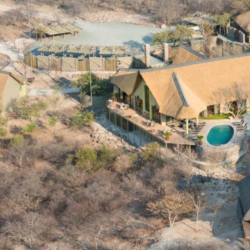 Safarihoek Lodge, Etosha Heights Private Reserve