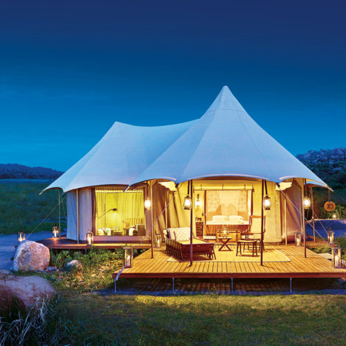 The Ultimate Travelling Camp, Kishkinda Camp, Hampi