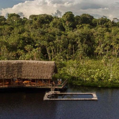 Sacha Lodge, Amazon