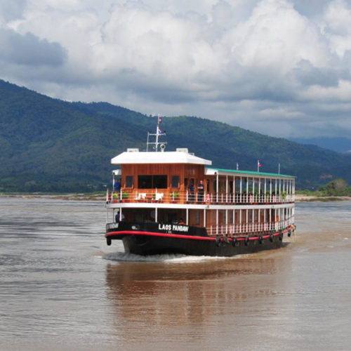 The Laos Mekong