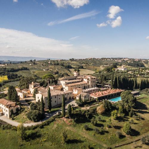 Castillo del Nero, Tuscany