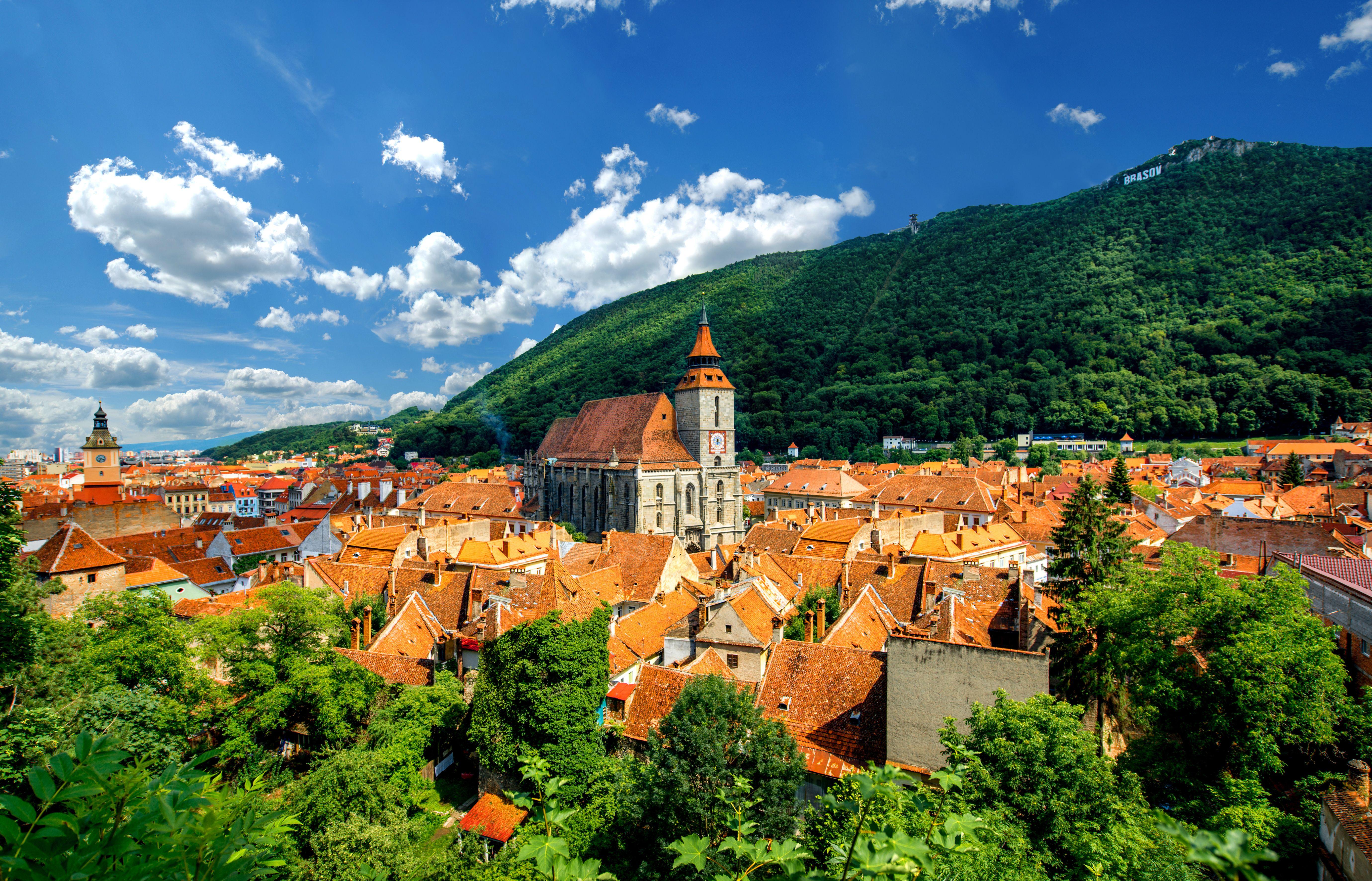 Romania: Hungarian and Saxon Transylvania