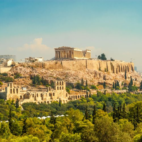Long weekend in Athens