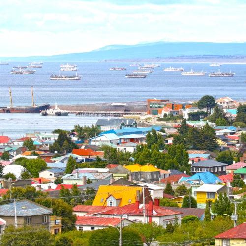 La Yegua Loca, Punta Arenas