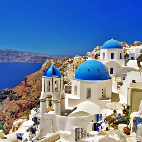 Family Holiday in Greece or Cyprus