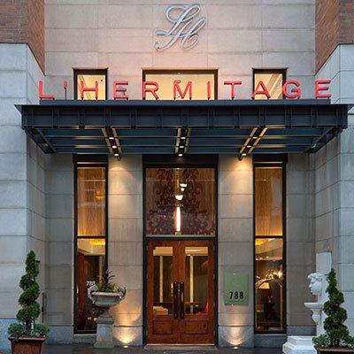 L'Hermitage Hotel, Vancouver