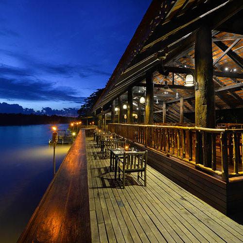 Sukau Rainforest Lodge, Kinabatangan River