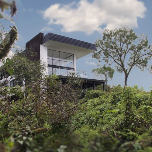Scalesia Lodge, Isabela Island