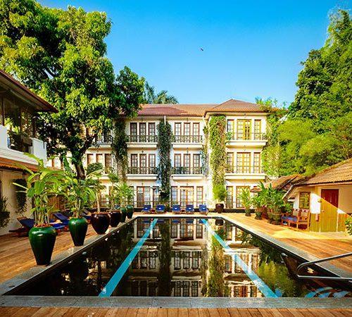 Savoy Hotel Yangon, Yangon