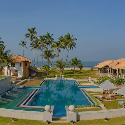 Wattura Resort & Spa, Sri Lanka