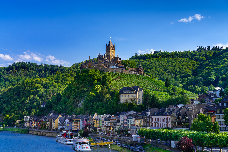 Cruising the Rhine