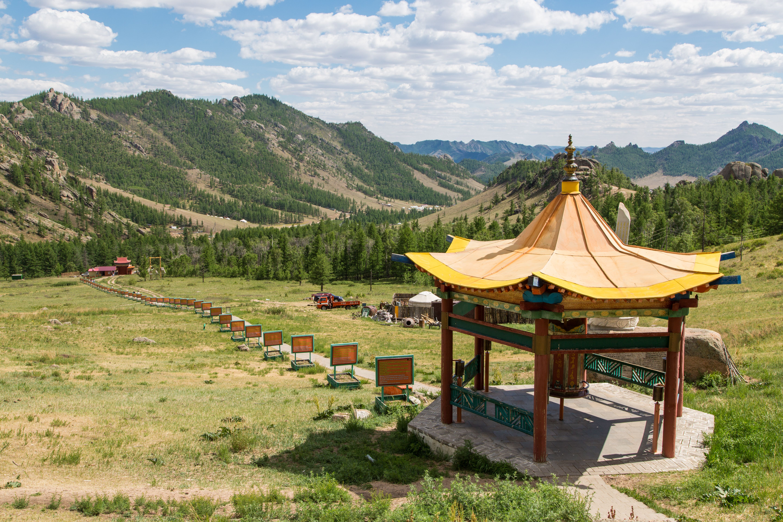Classic Mongolia