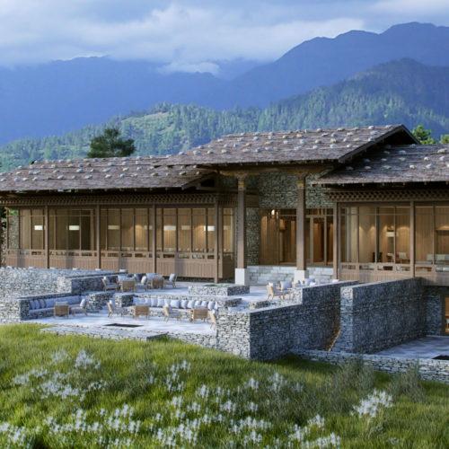 Six Senses Paro, Bhutan
