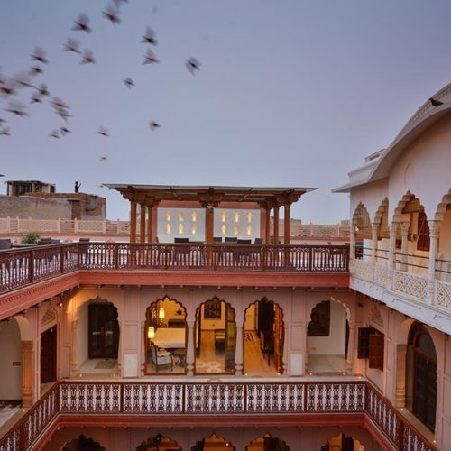 Haveli Dharampura, Delhi