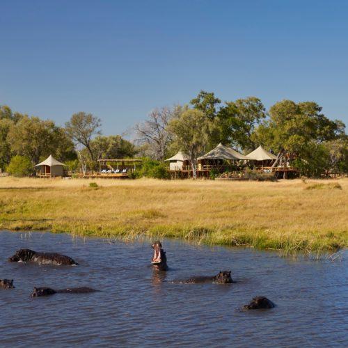 Tuludi, Okavango Delta
