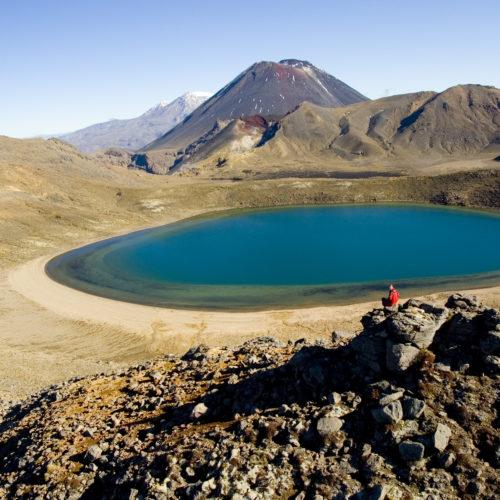 New Zealand Explorer: Walking and Scenery