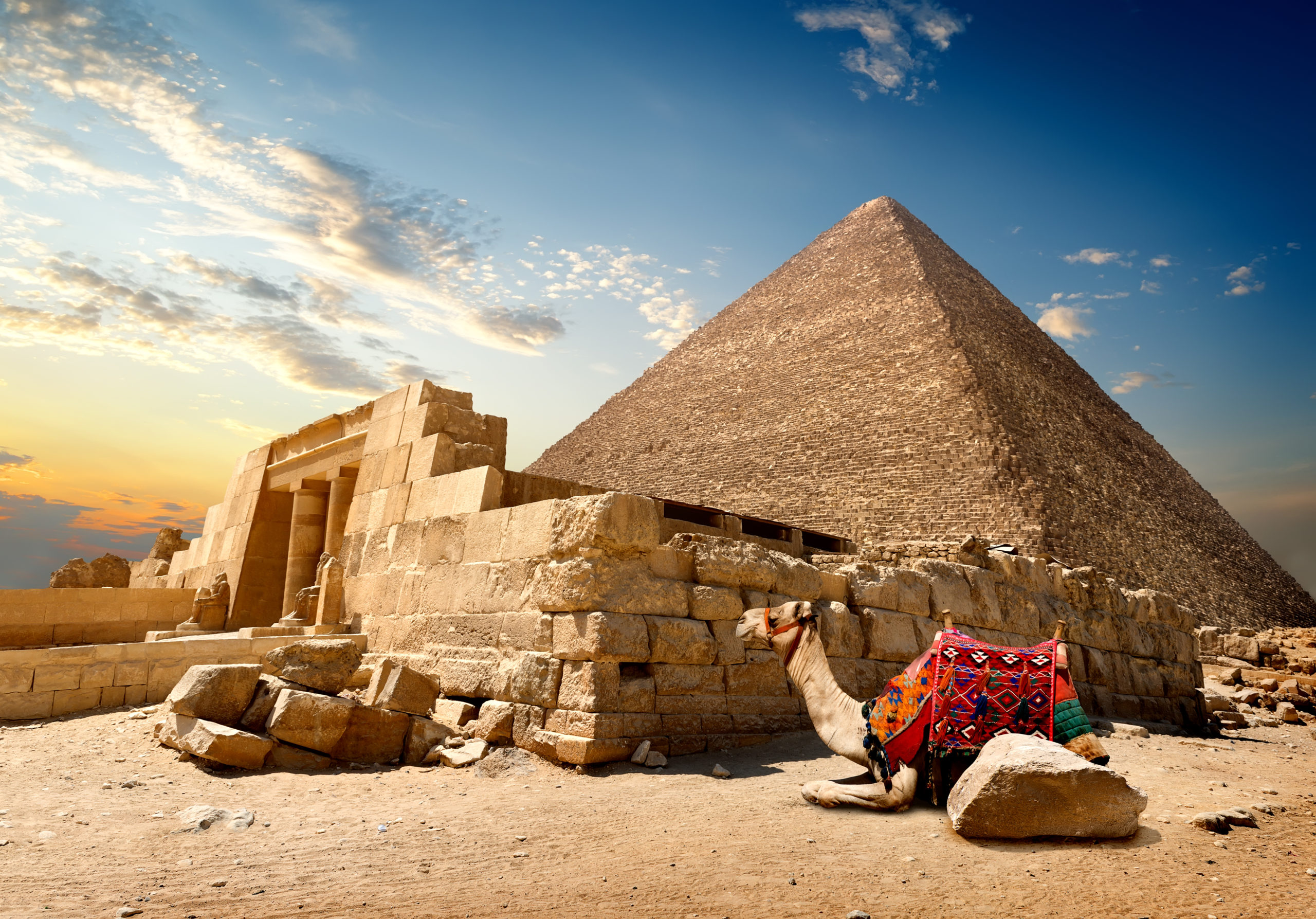 Egypt: Cruising the Nile