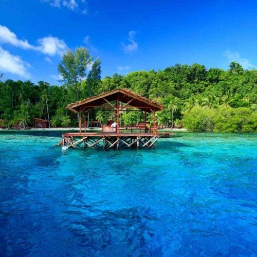 Cove Eco Resort, Raja Ampat