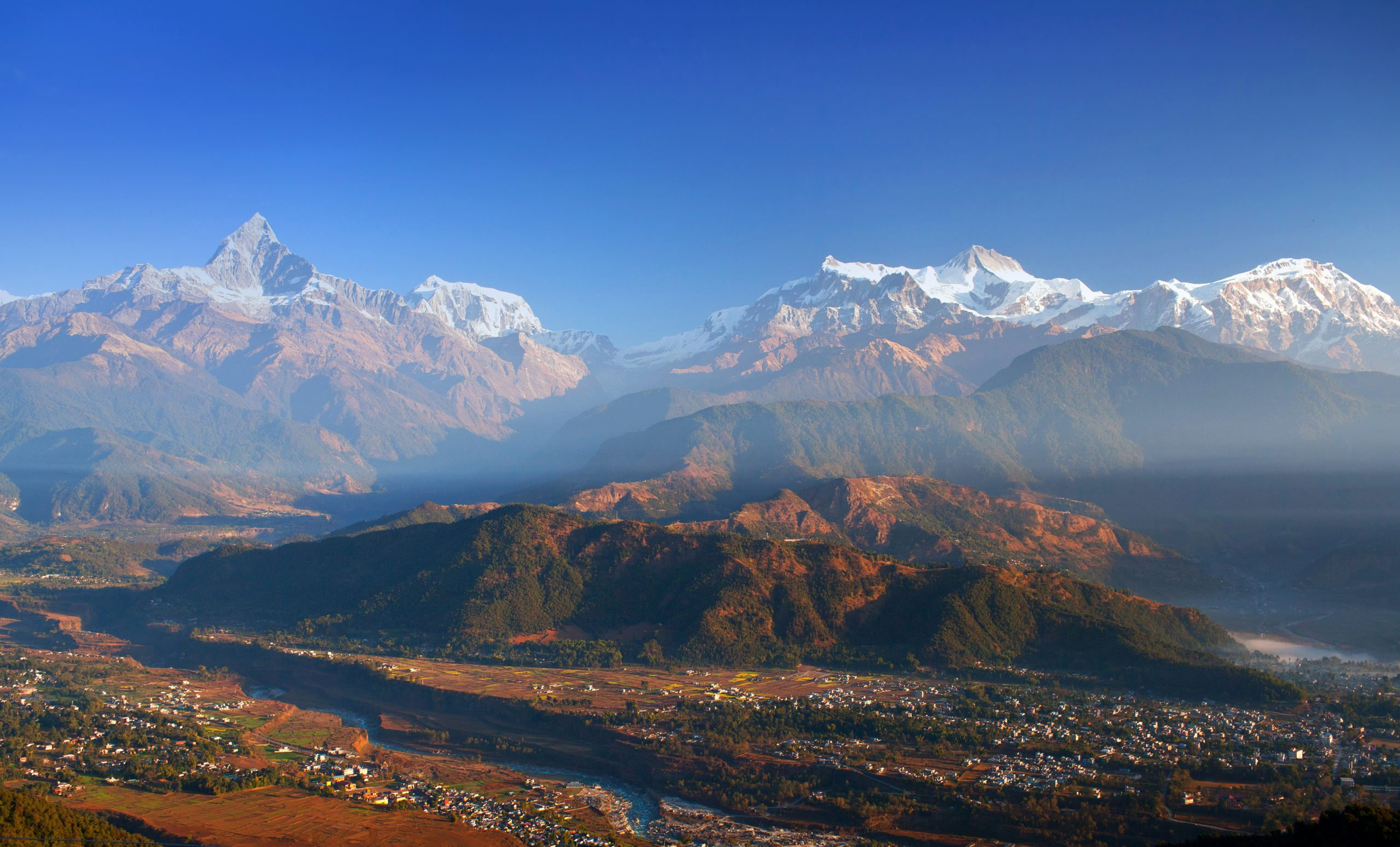The Kingdom of Nepal